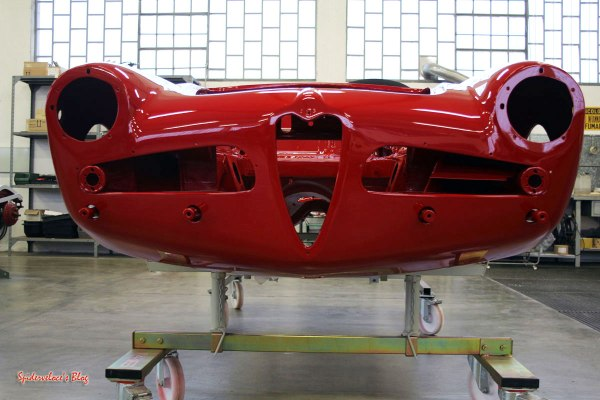 Giuletta-spider-veloce-AR501_nose
